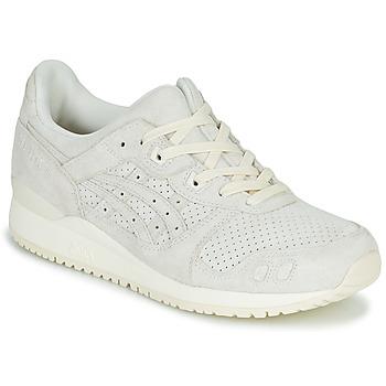 鞋子 球鞋基本款 Asics 亚瑟士 GEL LYTE III 白色