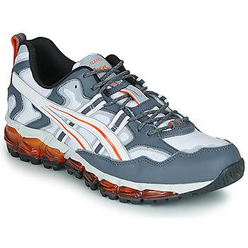 鞋子 男士 球鞋基本款 Asics 亚瑟士 NANDI 360 白色 / 灰色