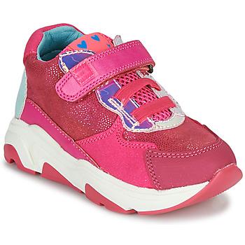 鞋子 女孩 高帮鞋 Agatha Ruiz de la Prada 阿嘉莎·鲁兹·德 BRAZIL 玫瑰色