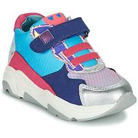 鞋子 女孩 高帮鞋 Agatha Ruiz de la Prada 阿嘉莎·鲁兹·德 BRAZIL 蓝色