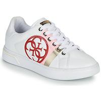 鞋子 女士 球鞋基本款 Guess REATA 白色