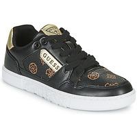 鞋子 女士 球鞋基本款 Guess JULIEN2 黑色