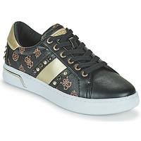 鞋子 女士 球鞋基本款 Guess RICENA 黑色