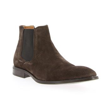 鞋子 男士 短筒靴 André VOLCANIC 棕色