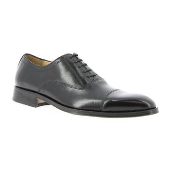 鞋子 男士 系带短筒靴 André BRIGHTON 黑色