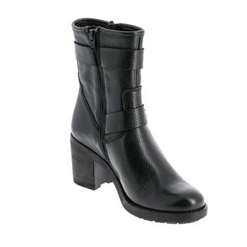 鞋子 女士 短筒靴 André FLEURON 黑色