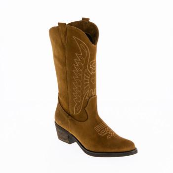 鞋子 女士 都市靴 André APALACHEE 棕色