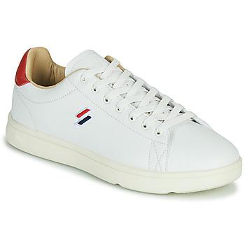 鞋子 男士 球鞋基本款 Superdry 极度干燥 VINTAGE TENNIS 白色