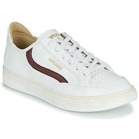 鞋子 男士 球鞋基本款 Superdry 极度干燥 BASKET LUX LOW TRAINER 白色