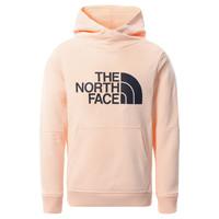衣服 女孩 卫衣 The North Face 北面 DREW PEAK HOODIE 2.0 玫瑰色