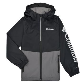 衣服 男孩 夹克 Columbia 哥伦比亚 DALBY SPRINGS JACKET 黑色 / 灰色