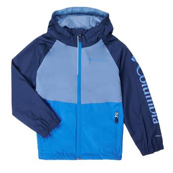 衣服 男孩 夹克 Columbia 哥伦比亚 DALBY SPRINGS JACKET 蓝色