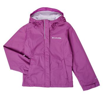 衣服 女孩 夹克 Columbia 哥伦比亚 ARCADIA JACKET 紫罗兰