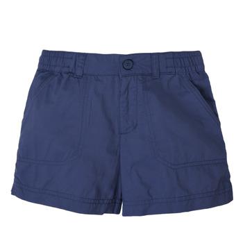 衣服 女孩 短裤&百慕大短裤 Columbia 哥伦比亚 SILVER RIDGE SHORT 海蓝色