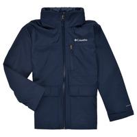 衣服 男孩 棉衣 Columbia 哥伦比亚 VEDDER PARK JACKET 海蓝色