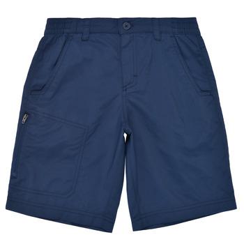 衣服 男孩 短裤&百慕大短裤 Columbia 哥伦比亚 SILVER RIDGE SHORT 海蓝色