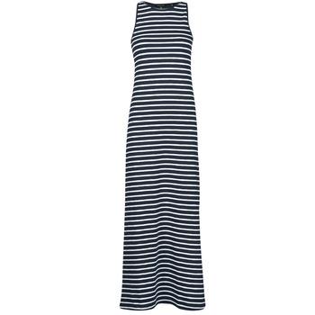 衣服 女士 长裙 Superdry 极度干燥 JERSEY MAXI DRESS 蓝色
