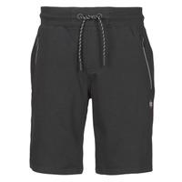 衣服 男士 短裤&百慕大短裤 Superdry 极度干燥 COLLECTIVE SHORT 黑色