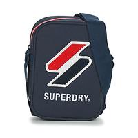 包 小挎包 Superdry 极度干燥 SPORTSTYLE SIDE BAG 海蓝色