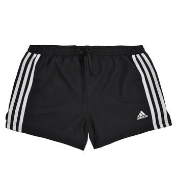 衣服 女孩 短裤&百慕大短裤 adidas Performance 阿迪达斯运动训练 G 3S SHO 黑色