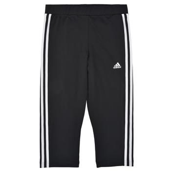衣服 女孩 紧身裤 adidas Performance 阿迪达斯运动训练 G 3S 34 TIG 黑色