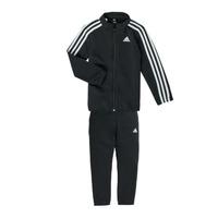衣服 男孩 厚套装 adidas Performance 阿迪达斯运动训练 B FT TS 黑色