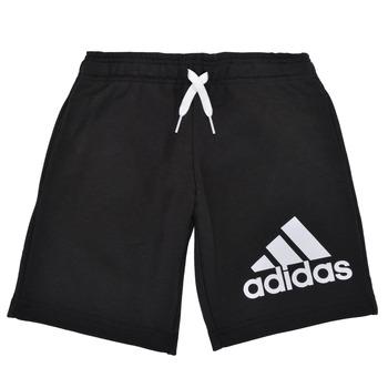 衣服 男孩 短裤&百慕大短裤 adidas Performance 阿迪达斯运动训练 B BL SHO 黑色