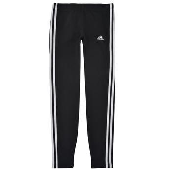 衣服 女孩 紧身裤 adidas Performance 阿迪达斯运动训练 G 3S LEG 黑色