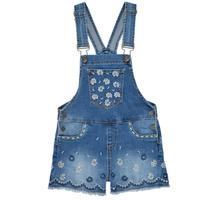 衣服 女孩 连体衣/连体裤 Desigual 21SGDD04-5053 蓝色