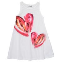 衣服 女孩 短裙 Desigual 21SGVK12-1000 白色