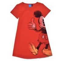 衣服 女孩 短裙 Desigual 21SGVK41-3036 红色