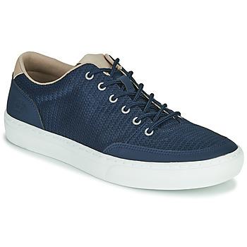 鞋子 男士 球鞋基本款 Timberland 添柏岚 ADV 2.0 GREEN KNIT OX 蓝色