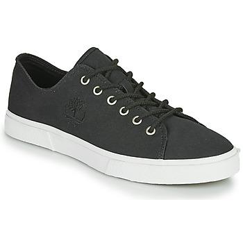 鞋子 男士 球鞋基本款 Timberland 添柏岚 UNIONWHARF2.0 EK+ LOGO OX 黑色