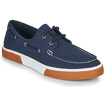 鞋子 男士 船鞋 Timberland 添柏岚 UNIONWHARF2.0EK+ 2EYEBOAT 蓝色