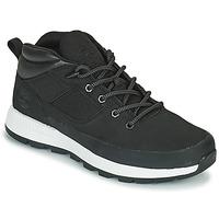 鞋子 男士 球鞋基本款 Timberland 添柏岚 SPRINT TREKKER SUPER OX 黑色