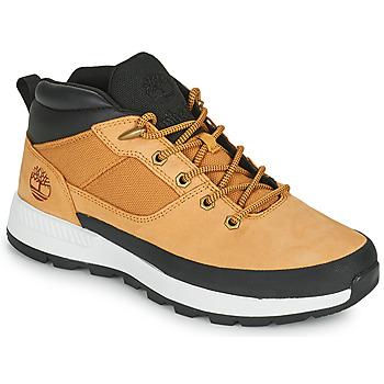 鞋子 男士 球鞋基本款 Timberland 添柏岚 SPRINT TREKKER SUPER OX 黄色