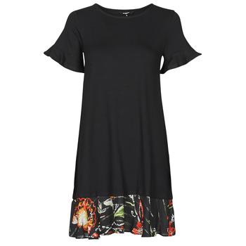 衣服 女士 短裙 Desigual KALI 黑色