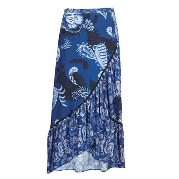 衣服 女士 半身裙 Desigual NEREA 蓝色