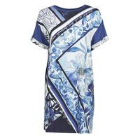 衣服 女士 短裙 Desigual SOLIMAR 蓝色