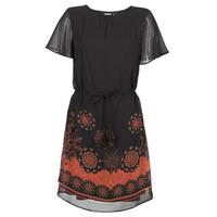 衣服 女士 短裙 Desigual TAMPA 黑色