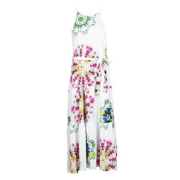 衣服 女士 长裙 Desigual SENA 白色