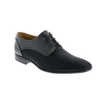 鞋子 男士 德比 André STEVEN 黑色