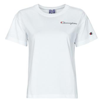 衣服 女士 短袖体恤 Champion 113090 白色