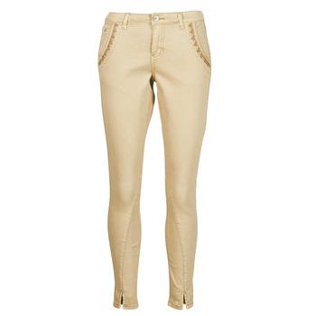 衣服 女士 多口袋裤子 Cream HOLLY TWILL PANT 米色