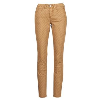 衣服 女士 多口袋裤子 Cream LOTTE PRINTED 米色