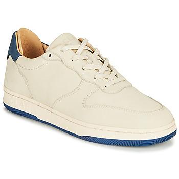 鞋子 球鞋基本款 Claé MALONE 米色 / 蓝色