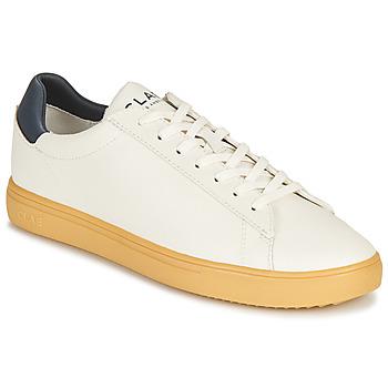 鞋子 球鞋基本款 Claé BRADLEY CACTUS 白色 / 蓝色