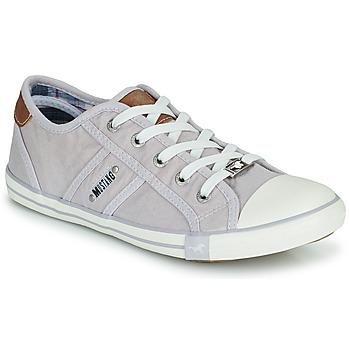 鞋子 女士 球鞋基本款 Mustang NATHALIA 紫罗兰
