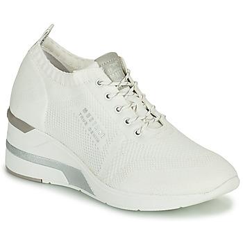 鞋子 女士 高帮鞋 Mustang THALIA 白色