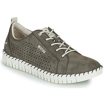 鞋子 女士 球鞋基本款 Mustang NINA 灰色